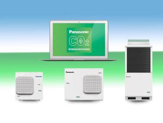 Panasonic condensazione CO2