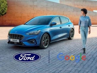 Partnership Ford Google