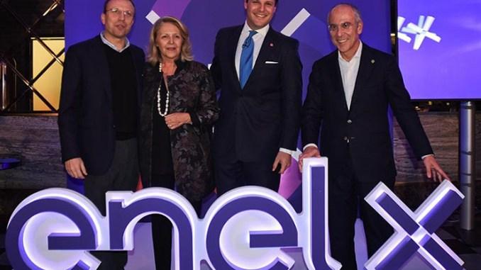 Partnership Enel X e V-Valley