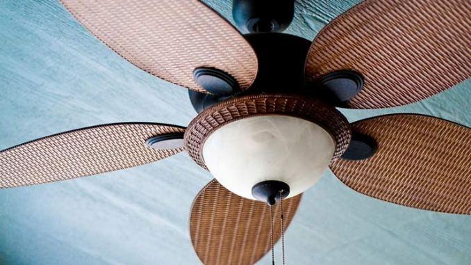 Ventilatori a soffitto