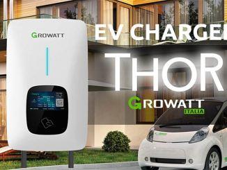 EV Growatt Thor