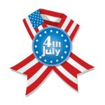 13654944-4th-of-july-badge-and-ribbon-with-flag-of-united-states-of-america-against-white