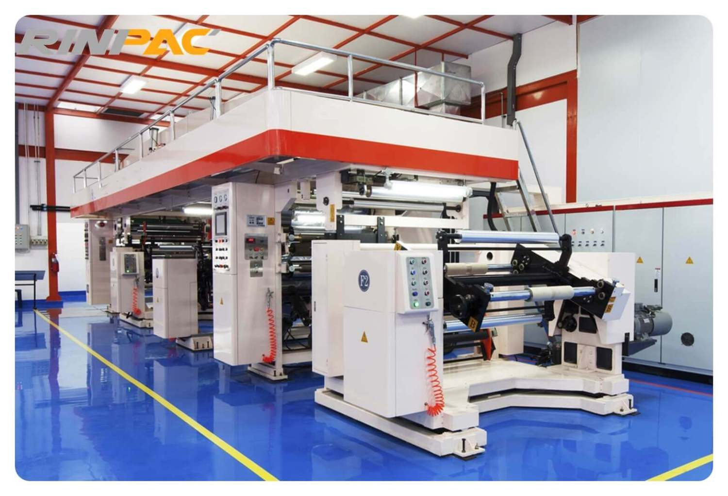 laminating machine 1 - ABOUT US