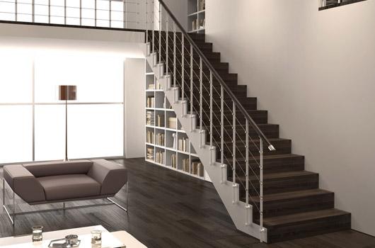 Ringhiere per scale interne ed esterne  Disponibili in
