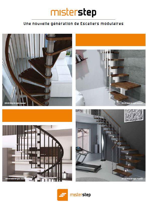 escaliers pas chers rintal la gamme