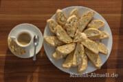 Cantuccini: Leckeres Gebäck zum Kaffee einfach selber backen!