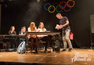 16 rintelnaktuell abikulturball abilympics 2016 gymnasium ernestinum schueler lehrer