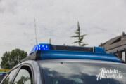 Aus dem Polizeibericht: Kein Führerschein, berauscht unterwegs, Unfälle in Rehren und Steinbergen