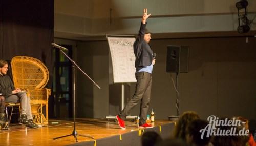 16 rintelnaktuell poetry slam gymnasium ernestinum 2017 dichter verse reime gedichte lyrik