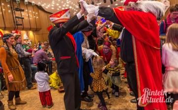 18 rintelnaktuell rcv carnevalsverein kinderkarneval 2017 konfetti schminken party