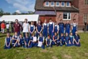 """Jugendfeuerwehrteam """"Möllenbeck schwarz"""" holt den Titel bei Stadtmeisterschaften"""