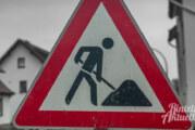 Vollsperrung in Obernkirchen bleibt: Fertigstellung der Landesstraße verzögert sich