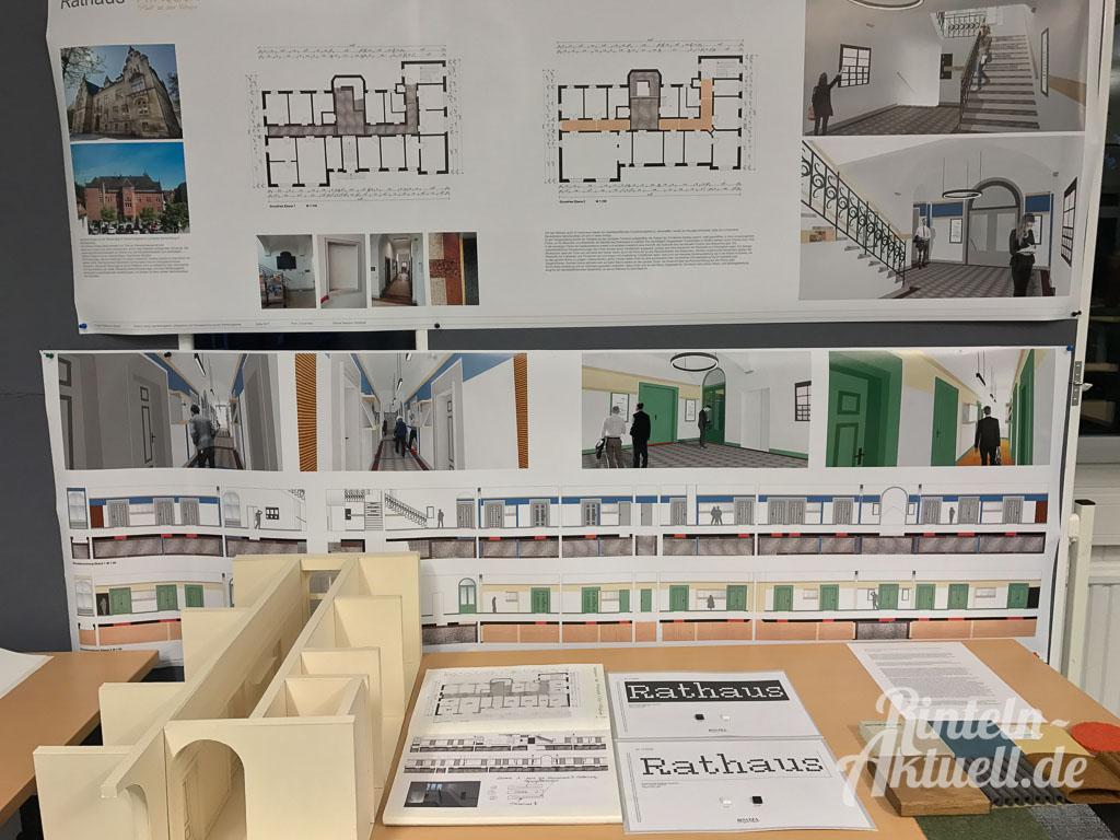 Rintelner rathaus von innen gestalten au en hui innen for Bachelor innenarchitektur