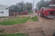 Landkreis Schaumburg: Sintflut-artiger Regen bereitet Feuerwehren und Helfern viel Arbeit