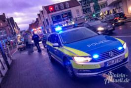 Radfahrer (16) bei Zusammenstoß mit Auto verletzt