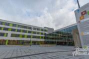 Orkan Friederike: Einweihungsfeier im neuen Klinikum Schaumburg abgesagt