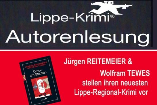 Dreck am Stecken: Autorenlesung mit Jürgen Reitemeier und Wolfram Tewes