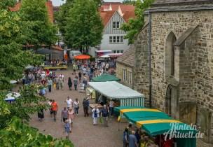 21 rintelnaktuell bauernmarkt rinteln 2018 juni altstadt innenstadt fussgaengerzone