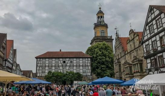 28 rintelnaktuell bauernmarkt rinteln 2018 juni altstadt innenstadt fussgaengerzone