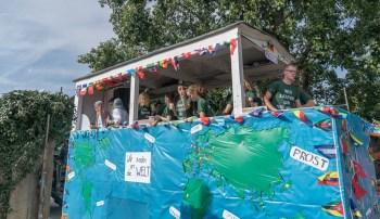 39 rintelnaktuell ernteumzug moellenbeck ernte dorfgemeinschaftsfest erntewagen 2018