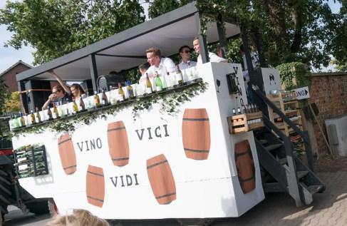 47 rintelnaktuell ernteumzug moellenbeck ernte dorfgemeinschaftsfest erntewagen 2018