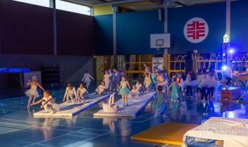 02 rintelnaktuell vtr vereinigte turnerschaft rinteln turnschau 2018 winterwunderland sport gruppen darbietung vorstellung kreissporthalle burgfeldsweide