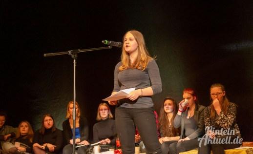 05 rintelnaktuell poetry slam gymnasium ernestinum rinteln u20 2019 wettbewerb