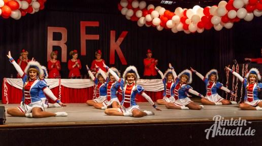 14 rintelnaktuell rfk rintelner frauenkarneval brueckentorsaal prunksitzung elfenrat 2019 20 jubilaeum