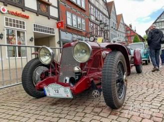 09 rintelnaktuell oldtimer weserbergland fahrt 2019 auto motorrad historisch rinteln innenstadt adac motor club
