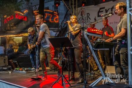 07 rintelnaktuell altstadtfest 2019 samstag musik openair feier party konzerte stimmung innenstadt city
