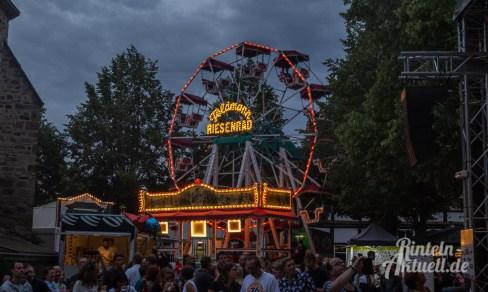 09 rintelnaktuell altstadtfest 2019 samstag musik openair feier party konzerte stimmung innenstadt city