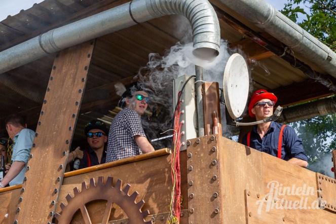 32 rintelnaktuell moellenbeck erntefest 2019 erntewagen ernteumzug dorf feier party