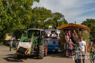 70 rintelnaktuell moellenbeck erntefest 2019 erntewagen ernteumzug dorf feier party