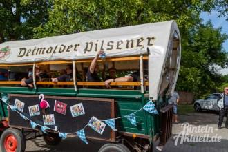 91 rintelnaktuell moellenbeck erntefest 2019 erntewagen ernteumzug dorf feier party