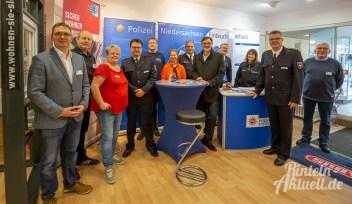 01 rintelnaktuell ausstellung polizei handwerk einbruchschutz marktplatz 2019