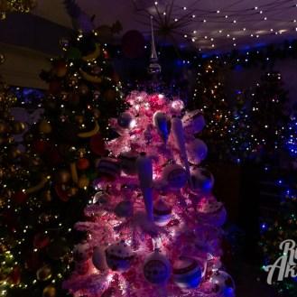 08 rintelnaktuell weihnachtsbaum winter wunderland jeromin volksen dekoration rekord schmuck