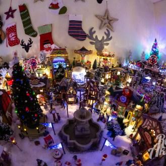 26 rintelnaktuell weihnachtsbaum winter wunderland jeromin volksen dekoration rekord schmuck