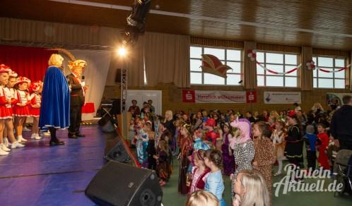 07 rintelnaktuell rcv kinderkarneval carnevalsverein 16.02.2020 mehrzweckhalle todenmann