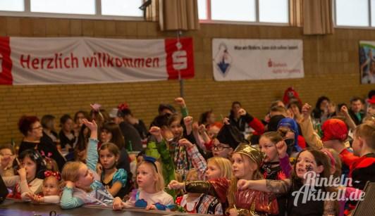 18 rintelnaktuell rcv kinderkarneval carnevalsverein 16.02.2020 mehrzweckhalle todenmann