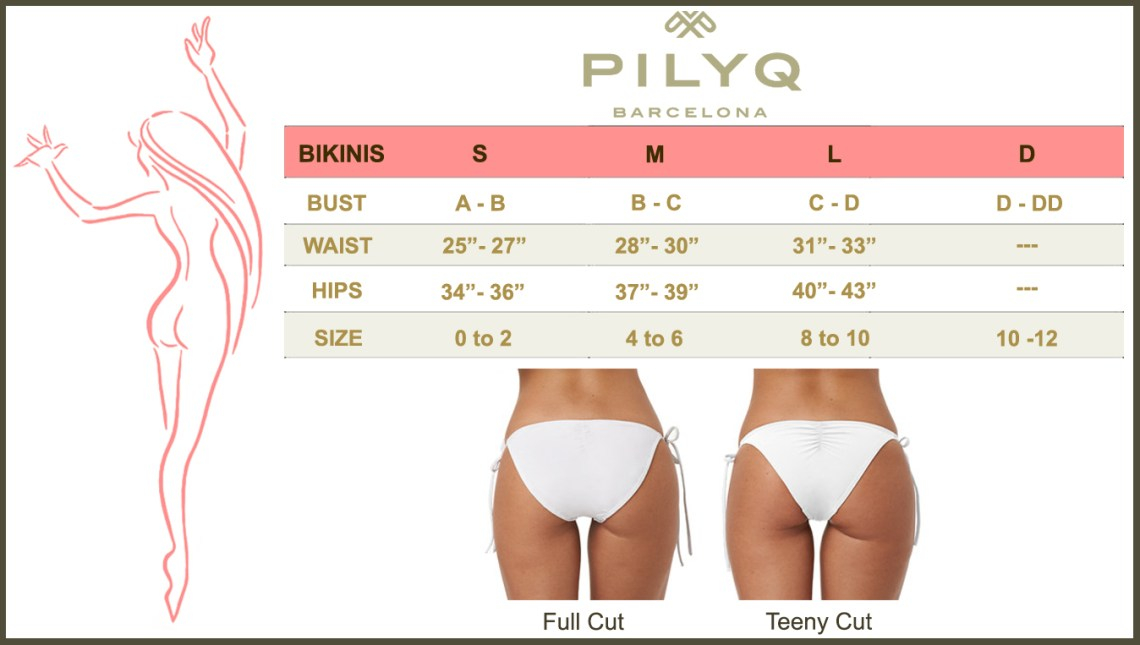 PIly Q Size Chart RioBum