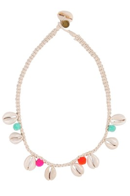 Ivory Buzios Necklace