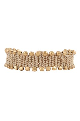 Macrame Sand Ibiza Bracelet