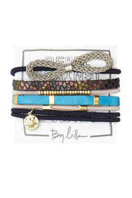 Sailing Tie Bracelet Pack by Lilla