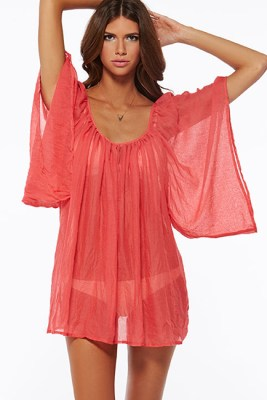 Geranium Summer Nights Tunic