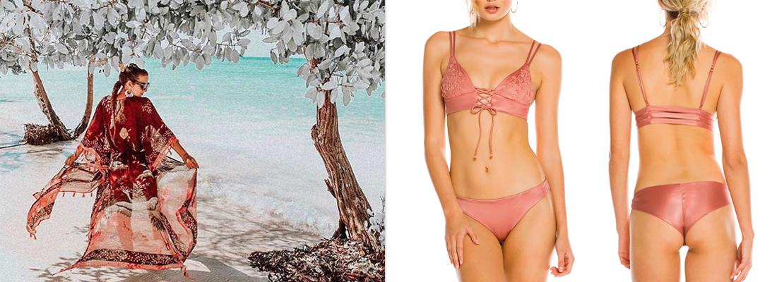 Aura Magic Sam Tunic Mia Lola Bikini