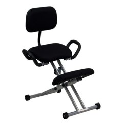 Ergonomic Chair Types Arm Chairs Walmart Of Furniture Guides Kneeling