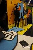 Osez sortir du cadre et offrez à votre public un photocall original et créatif pour capturer les meilleurs moments de votre évènement. Tableau vivant, Face in Hole, fond graphique et créatif, des concepts élaborés sur-mesure pour personnaliser vos photos à l'image de votre événement. Pour une fois vous allez aimer vous faire flasher ! photocall, riofluo, live painting, street-art, france, graffiti, art urbain, peinture, performance, ile de france, artistique, artiste, graffeur