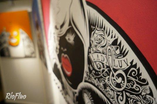 Créez votre propre exposition, à l'image de votre évènement, autour de tout le panel créatif que vous offre le street art. Achat des œuvres Exposition thématique Création live d'un artiste exposé exposition éphémère, riofluo, live painting, street-art, france, graffiti, art urbain, peinture, performance, ile de france, artistique, artiste, graffeur