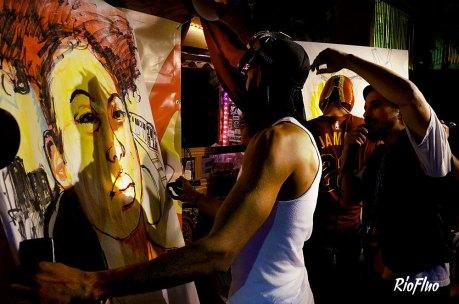 Un combat entre street-artistes! Plusieurs artistes réalisent une toile sur un thème et un temps limité, le public élit le meilleur! Ambiance déchainée, ring girl, et dictateur artistique sont de la partie! creative-battle, battle street-art, art battles,riofluo, live painting, street-art, france, graffiti, art urbain, peinture, performance, ile de france, artistique, artiste, graffeur