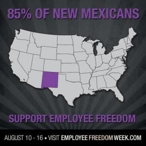 Worker freedom is dying in NM